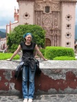 © Martin Schmidt Kathedrale in Taxco und ich